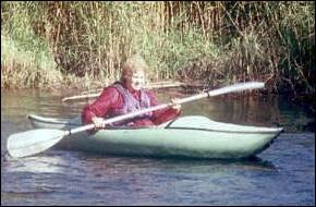 Река Держа, сентябрь 2000 г.