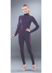 Лосины GUAHOO Fleece Basic 701 P/DVT