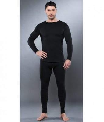 ac3879765c2e7 Купить. Комплект мужского термобелья Guahoo: рубашка + кальсоны (350-S/BK /  350