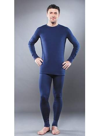 6bdb04a95ba15 Купить. Комплект мужского термобелья Guahoo: рубашка + кальсоны (330-S/NV /  330