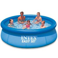 Бассейн надувной Intex Easy Set 28143NP 396х84 см